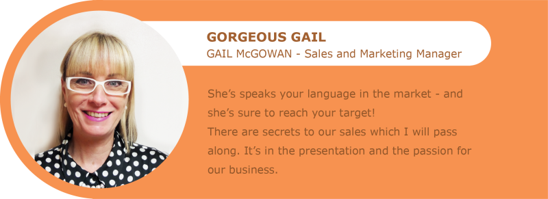 Meet the team-2. Gail